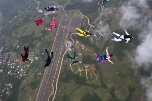 P Skydive 2