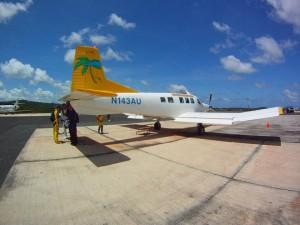 P Skydive plane 1