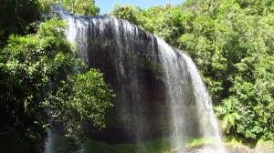 P Waterfall