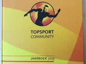 Yearbook Topsport Community 2013