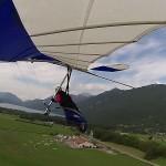 Landing Annecy