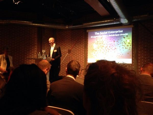 Chairman Wim de Gier