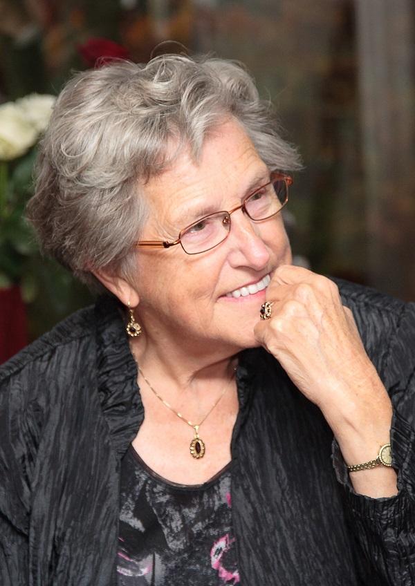 My mother Kobi de Gier