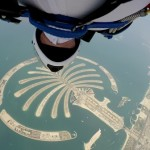 With 300 Km Hr to the Palm Jumeirah